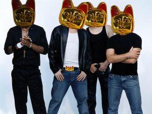 Willy und seine wilde Boy-Band-Vergangenheit