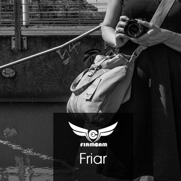 Friar Fototasche für Damen