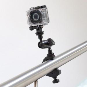 Multiklemme Parrot Clamp für GoPro