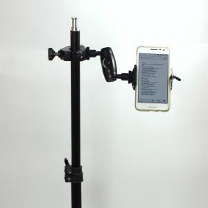 Parrot Master Klemme als Notenhalter, Smartphone Halter