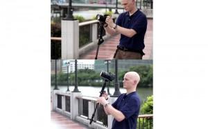 Videografie mit dem Jaguar Stedaycam