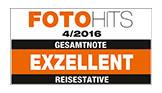 Reisestativ FC284 Note: Exzellent 04/2016 Foto Hits