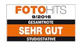 Reisestativ FC284 Note: Sehr gut 09/2016 Foto Hits