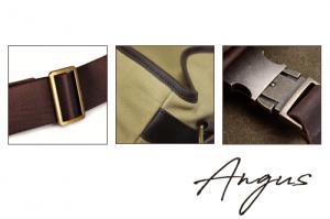 Angus Leder Fototasche braun