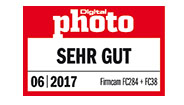 Firmcam FC284 + FC38 Note: Sehr Gut Digital Photo 06/2017